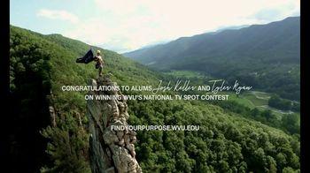 West Virginia University TV Spot, 'Find Your Purpose' - Thumbnail 9