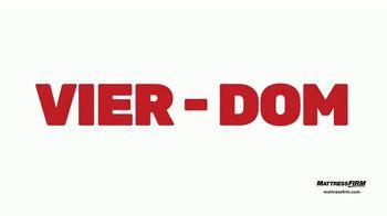 Mattress Firm Venta Semi-Anual TV Spot, 'Ahora hasta $400 dólares' [Spanish] - Thumbnail 4