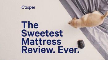 Casper TV Spot, 'The Sweetest Mattress: 10 Percent Off' - Thumbnail 2