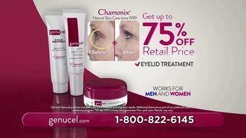 Chamonix Skin Care Genucel TV Spot, 'Take a Look in the Mirror' - Thumbnail 10