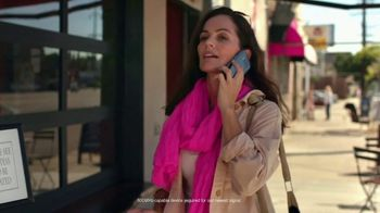 T-Mobile TV Spot, 'Most Powerful Signal: We're With You' Song by George Michael - Thumbnail 5