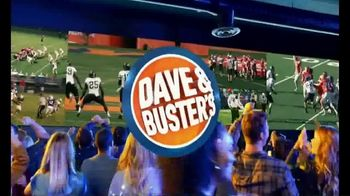 Dave and Buster's TV Spot, 'All You Can Eat Wings Plus a $10 Game Card for Just $19.99' - Thumbnail 1
