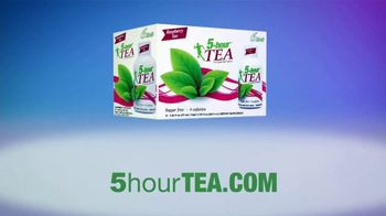 5-Hour Tea TV Spot, 'Tea Time: Ten Sets' - Thumbnail 7