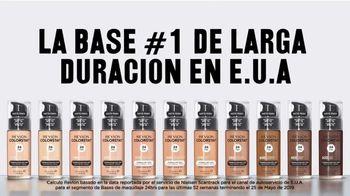 Revlon ColorStay Makeup TV Spot, 'Todo el día' [Spanish] - Thumbnail 7