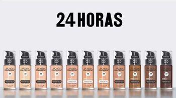 Revlon ColorStay Makeup TV Spot, 'Todo el día' [Spanish] - Thumbnail 6