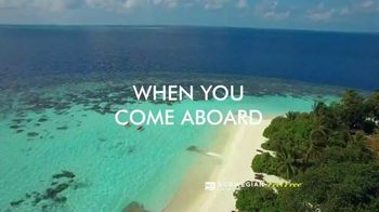 Norwegian Cruise Line Free at Sea TV Spot, 'Come Aboard and Feel Alive: Fly Free'