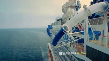 Norwegian Cruise Line Free at Sea TV Spot, 'Come Aboard and Feel Alive: Fly Free' - Thumbnail 4