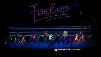 Norwegian Cruise Line Free at Sea TV Spot, 'Come Aboard and Feel Alive: Fly Free' - Thumbnail 5