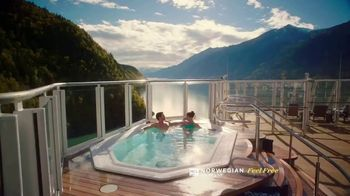 Norwegian Cruise Line Free at Sea TV Spot, 'Come Aboard and Feel Alive: Fly Free' - Thumbnail 7