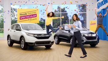 Honda Summer Spectacular Event TV Spot, 'Experience the Joy' [T2]