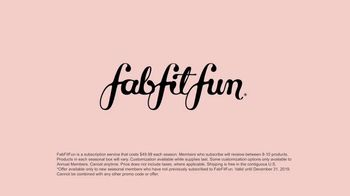 FabFitFun.com TV Spot, 'Best Day Ever' Featuring Carly Waddell and Jade Roper - Thumbnail 9