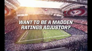NFL 100 TV Spot, 'Madden Ratings Adjustor' - Thumbnail 9