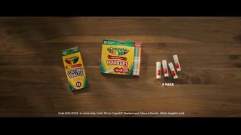 Staples TV Spot, 'Back to School: The Writer' - Thumbnail 8