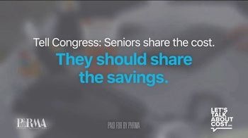 PhRMA TV Spot, 'Let's Talk About Cost: Medicare' - Thumbnail 10