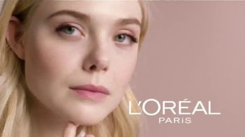 L'Oreal Paris True Match TV Spot, 'Sin límites' con Elle Fanning, Amber Heard, Aja Naomi King [Spanish]