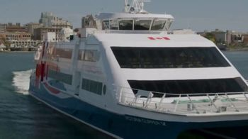 Clipper Vacations TV Spot, 'Seattle to Victoria Trip Package' - Thumbnail 2