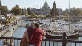 Clipper Vacations TV Spot, 'Seattle to Victoria Trip Package' - Thumbnail 3