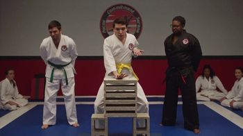 Sunoco Fuel TV Spot, 'Fuel Your Best: Peak Karate'