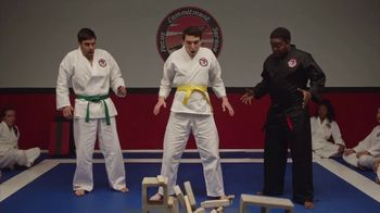 Sunoco Fuel TV Spot, 'Fuel Your Best: Peak Karate' - Thumbnail 7