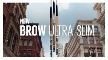 Maybelline New York Brow Ultra Slim TV Spot, 'Precisely Defined'