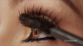 CoverGirl LashBlast Mascara TV Spot, 'I Am What I Make' Ft. Shelina Moreda - Thumbnail 3