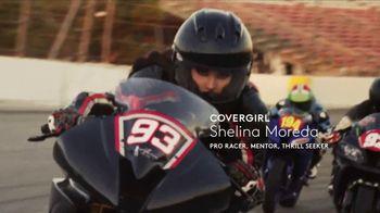 CoverGirl LashBlast Mascara TV Spot, 'I Am What I Make' Ft. Shelina Moreda - Thumbnail 4