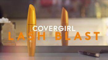 CoverGirl LashBlast Mascara TV Spot, 'I Am What I Make' Ft. Shelina Moreda - Thumbnail 5