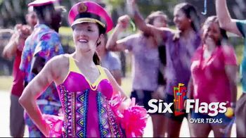 Six Flags Over Texas TV Spot, 'A Cool Blast of Fun' - Thumbnail 1