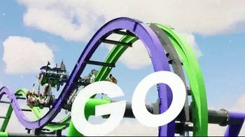 Six Flags Over Texas TV Spot, 'A Cool Blast of Fun' - Thumbnail 10
