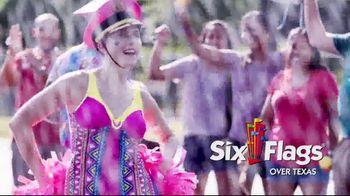 Six Flags Over Texas TV Spot, 'A Cool Blast of Fun' - Thumbnail 2