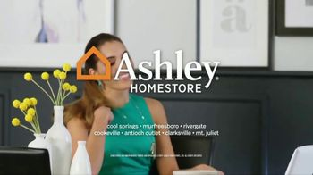 Ashley HomeStore Black Friday in July TV Spot, 'Reclining Sofa' Song by Midnight Riot - Thumbnail 7