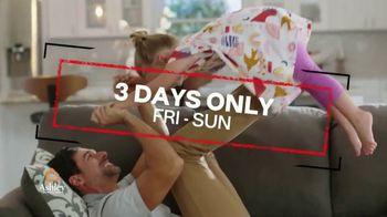 Ashley HomeStore Black Friday in July TV Spot, 'Reclining Sofa' Song by Midnight Riot - Thumbnail 2