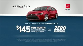 AutoNation TV Spot, 'Save Now: 2020 Toyota Corolla LE' - Thumbnail 2