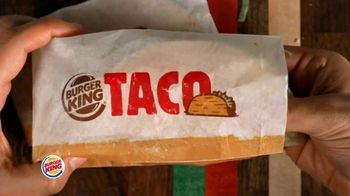 Burger King $1 Taco TV Spot, 'Taco-bout la gran sorpresa' canción de Lipps, Inc. [Spanish] - Thumbnail 1