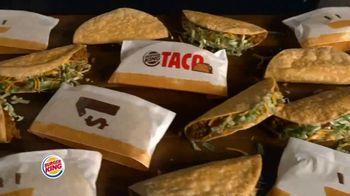 Burger King $1 Taco TV Spot, 'Taco-bout la gran sorpresa' canción de Lipps, Inc. [Spanish] - Thumbnail 6