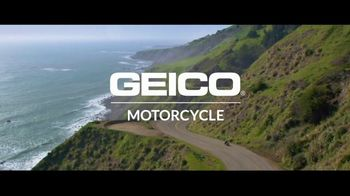 GEICO Motorcycle TV Spot, 'Boardroom' Song by Whitesnake - Thumbnail 10