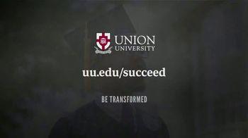 Union University TV Spot, 'Be Transformed as a College Graduate' - Thumbnail 9