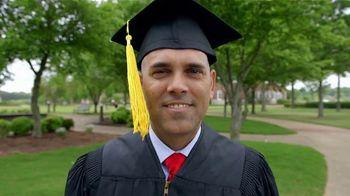 Union University TV Spot, 'Be Transformed as a College Graduate' - Thumbnail 7