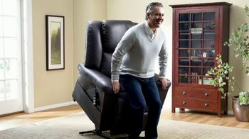 Relax the Back Clearance Sale TV Spot, 'Zero Gravity Recliners, Massage Chairs and Custom Pillows'