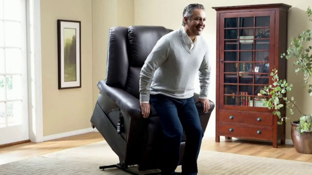 Pleasant Relax The Back Clearance Sale Tv Commercial Zero Gravity Recliners Massage Chairs And Custom Pillows Video Ibusinesslaw Wood Chair Design Ideas Ibusinesslaworg
