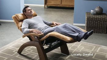 Relax the Back Clearance Sale TV Spot, 'Zero Gravity Recliners, Massage Chairs and Custom Pillows' - Thumbnail 7