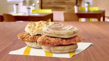 McDonald's 2 for $3 TV Spot, 'Chicken McGriddle and Chicken Biscuit' - Thumbnail 2