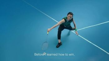 EVA Air TV Spot, '30th Anniversary' Featuring Tai Tzu Ying