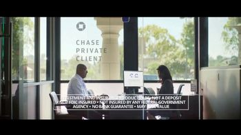 Chase Private Client TV Spot, 'Crab Shack' Song by Basement Jaxx - Thumbnail 1