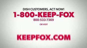 FOX TV Spot, 'Dish Will Take Away FS1, BTN & More' - Thumbnail 7