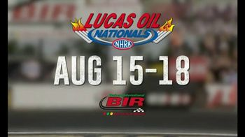 NHRA TV Spot, '2019 Sonoma Nationals & Lucas Oil Nationals' Song by Grace Mesa - Thumbnail 7
