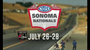 NHRA TV Spot, '2019 Sonoma Nationals & Lucas Oil Nationals' Song by Grace Mesa - Thumbnail 5