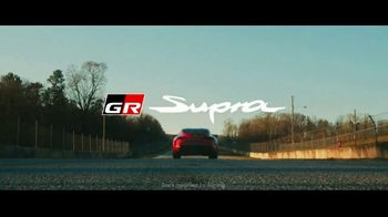 2020 Toyota GR Supra TV Spot, 'Track Day' Song by Julie Andrews [T1] - Thumbnail 10