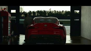 2020 Toyota GR Supra TV Spot, \'Track Day\' Song by Julie Andrews [T1]