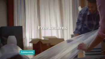 Leesa Hybrid Mattress TV Spot, 'Wake Up Happier'